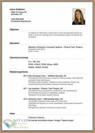 Good Resume Beauteous How To Make A Resume For A Teenager First Job Unique Good Resume