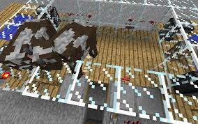 how to create an automatic animal harvester in minecraft acirc minecraft step 3 add your mob and harvest their items
