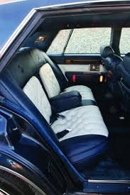 Bustleback Beauty - 1985 Cadillac Seville - Beneath t - Hemmings ...