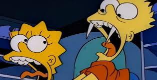 All 84 Bart Treehouse Of Horror