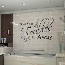 aliexpress com soak your troubles away es bathroom aliexpress