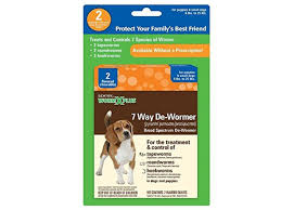 Dog Friendly Over The Counter Medications Chart The Best Dog Dewormer You Can Buy Business Insider