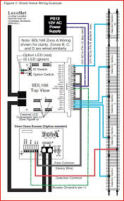 digitrax question direct home wiring and detection model it shows a typical installation for a detector board direct home and whole layout common wiring i can t understand from their diagram where the