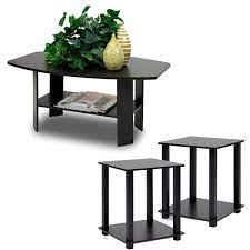 We use the unique 3d mesh shelf, whose thickness is 2mm, much better than others' 0.5mm shelf, what's more, the special painting technology make the metal frame will never color fade. 4 Piece Living Room Set With Ladder Bookshelf Coffee Table And Set Of 2 For Sale Online Ebay