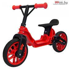 <b>Беговел RT Hobby</b>-bike Magestic Red-Black <b>ОР503</b>, цена 91 руб ...