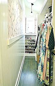 deep narrow closet ideas astonishing image result for organizing a apt home design small walk in