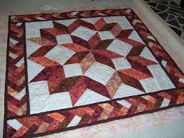 Carpenter's Star with braided borders | Quilting | Pinterest ... & Carpenter's Star with braided borders Adamdwight.com