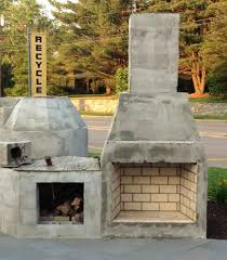 lovely how to build a brick outdoor fireplace diy outdoor fireplace plans