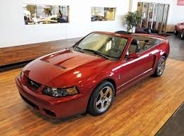 2003 - Ford - Mustang - Cobra - DJ187 - DreamMakers Automotive ...