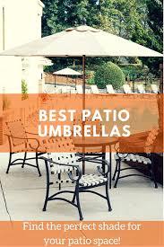 best patio umbrella 5 market umbrellas