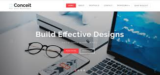 Responsive Web Design Bootstrap Examples 20 Best Free Responsive Html5 Web Templates In 2018