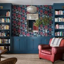 Home office interior design inspiration Dreamy Inspiration For Transitional Home Office Library Remodel In San Francisco With Multicolored Walls Pinoleinfo 75 Most Popular Home Office Design Ideas For 2019 Stylish Home