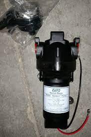Hidrafor (Su pompası) Auto, 12V 8LT/MIN. Fiyatları ve Özellikleri