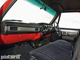 1984 Chevy C10 Interior - Interior Ideas