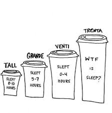 Starbucks Cup Size Chart Size Chart For Starbucks In 2019 Coffee Humor I Love