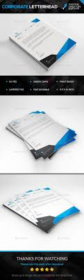 Best 25 Company Letterhead Template Ideas On Pinterest Company