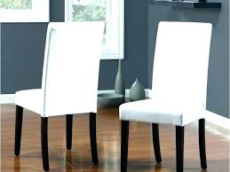 I Dining Room Chairs With Arms White Faux Leather Chair Unique