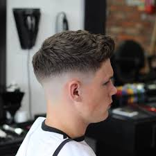 short men s haircut for thick curly hair
