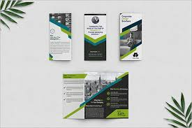 Free Trifold Brochure Maker Omarbay Brianstern Co