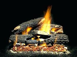 logs for gas fireplace fire installing gs vented cost to install vent free log how