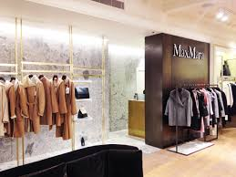 Harrods Design Studio Max Mara Harrods Admerlin Design Studio