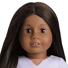 American Girl Dolls Jly 50 Visual Chart Of My American