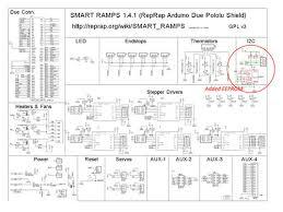 smart ramps reprapwiki smart ramps 1 4 1 sch i2c jpg