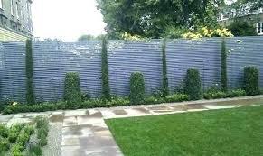 privacy screens for patio trellis ideas backyard outdoor panels