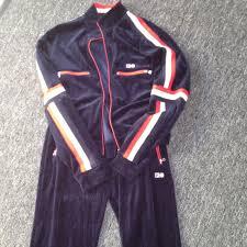 fila jogging suits. fila vintage velour jogging suit 400x400 · 87% suits .
