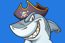 Coloriage Requin Sur Hugolescargot Com