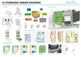 architecture design concept ideas. Interesting Design ReThinking Urban Housing  Archiprix SEA 2012 Architecture Concept Design And Architecture Design Concept Ideas