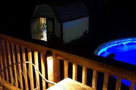 fantastic deck lighting ideas decorating ideas. Led Deck Lighting Ideas. Eyelid Step Light 4 Watt 85 Lumens Lights Fantastic Ideas Decorating