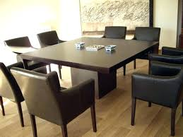 modern square dining table for 8 tables interesting person large round outdoor seats full size