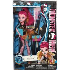 mattel monster high emester gigi grant doll