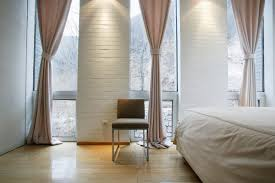 Small Picture bedroom window curtain ideas Bedroom Curtain Ideas for Shady