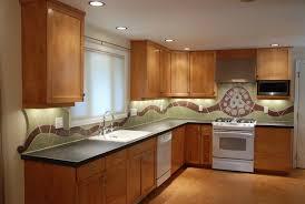 Ceramic Tile Kitchen Design Kitchen Design Contemporary Ceramic Tile Backsplash Ideas