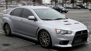 Mitsubishi Lancer Evolution X - Wikipedia