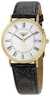 longines men s lng47202112 la grande classique presence white dial longines men s lng47202112 la grande classique presence white dial watch