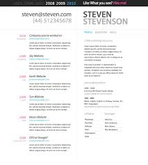 example of good resume design examples light and clean cv template cover letter example of good resume design examples light and clean cv template preview curriculum vitae