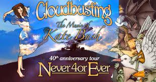 <b>Cloudbusting</b> - The Music of <b>Kate Bush</b> | Buxton Opera House