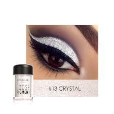 makeup bling pigment eye shadow eyeshadow glitter shimmer loose powder beauty es