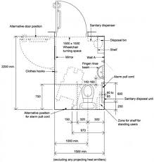 dimensions for disabled toilet. value low level disabled toilet room pack (doc m pack) (dm600wh) dimensions for \