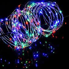 inspiring garden lighting tips. Lights For Gardens Lovely Solar String Light 33feet 100 Led Copper Wire Starry Inspiring Garden Lighting Tips