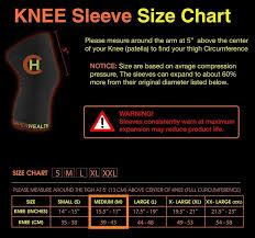 Mcdavid Knee Pads Size Chart Mcdavid 6446 Hex Leg Sleeves Compression Knee Pads Black Size Xl