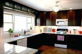 brown kitchen white cabinets kitchen modern classic kitchen design with white appliances and dark brown kitchen