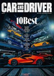 May 07, 2021 · apply for a papa john's delivery driver job in land o lakes, fl. Car And Driver Magazine January 2021 The 10 Best For 2021 Car And Driver Magazine Amazon Com Books