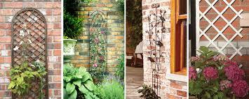 metal garden trellis panels