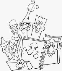 Small Picture Printable back to school coloring page Free PDF download at http