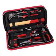 <b>Набор инструментов ZIPOWER PM 3965</b>, 10 предметов — купить ...
