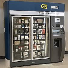 Best Buy Vending Machine Gorgeous Restaurants Shops